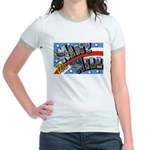We Will Win Victory Jr. Ringer T-Shirt