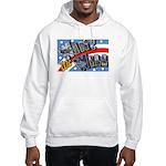We Will Win Victory (Front) Hooded Sweatshirt