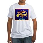 Golden Spur Brand Fitted T-Shirt