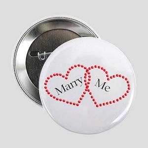 Double Heart Button