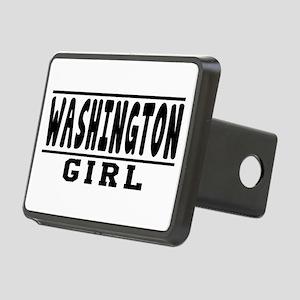 Washington Girl Designs Rectangular Hitch Cover