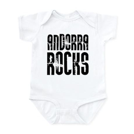 Andorra Rocks Infant Bodysuit
