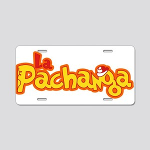 La Pachanga Havana Cuba Aluminum License Plate