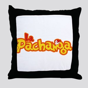La Pachanga Havana Cuba Throw Pillow