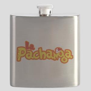 La Pachanga Havana Cuba Flask