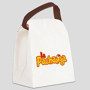 La Pachanga Havana Cuba Canvas Lunch Bag