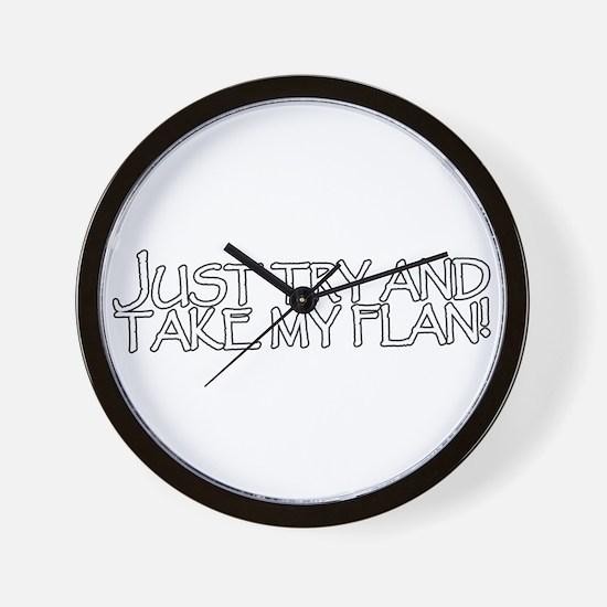 Cool Joss whedon Wall Clock