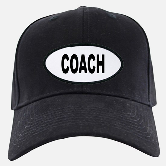 Coach Baseball Hat