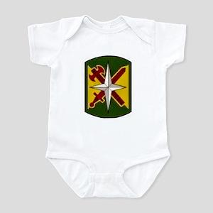14TH MILITARY POLICE BRIGADE Infant Bodysuit