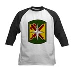 14TH MILITARY POLICE BRIGADE Kids Baseball Jersey