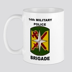 14TH MILITARY POLICE BRIGADE Mug
