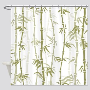 Inspirational Trees Quote Shower Curtain