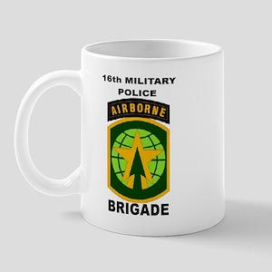 16TH MILITARY POLICE BRIGADE AIRBORNE Mug