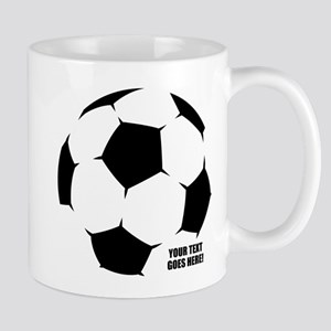 Personalized Soccer Mugs