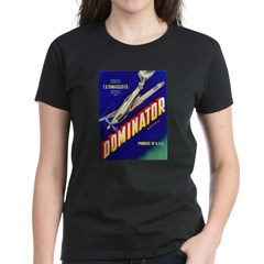 Dominator Brand Women's Dark T-Shirt