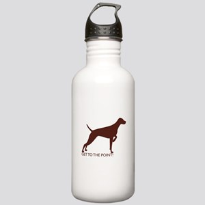 Stainless Water Bottle 1.0L - The Point Chocolate