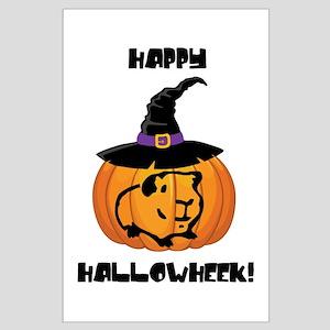 Happy Hallowheek! Posters