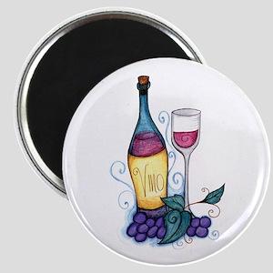 Wine Lover's Vino Magnets