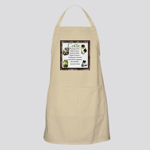 Collie Heritage Gifts BBQ Apron