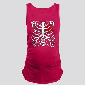 Boosted Heart Maternity Tank Top