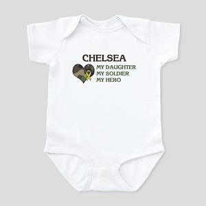 Chelsea: My Hero Infant Bodysuit