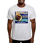 Buffalo Brand #2 Ash Grey T-Shirt