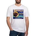 Buffalo Brand #2 Fitted T-Shirt