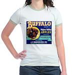 Buffalo Brand #2 Jr. Ringer T-Shirt