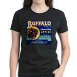 Buffalo Brand #2 Women's Dark T-Shirt