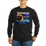 Buffalo Brand #2 Long Sleeve Dark T-Shirt