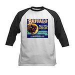 Buffalo Brand #2 Kids Baseball Jersey