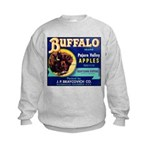 Buffalo Brand #2 Kids Sweatshirt
