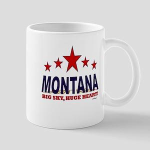 Montana Big Sky, Huge Heart Mug