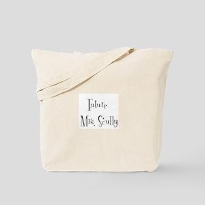 Future  Mrs. Scully Tote Bag