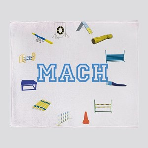 Agility MACH or whatever Throw Blanket