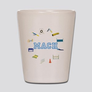 Agility MACH or whatever Shot Glass