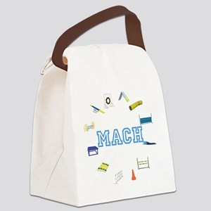 Agility MACH or whatever Canvas Lunch Bag