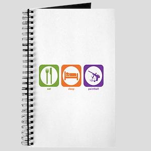 Eat Sleep Paintball Journal