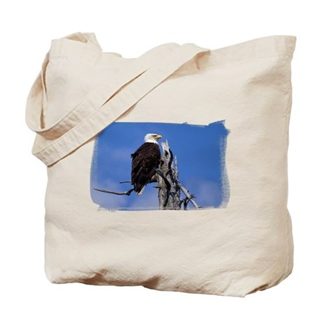 Bald Eagle 9219 Tote Bag