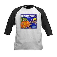 Brownies Brand Kids Baseball Jersey