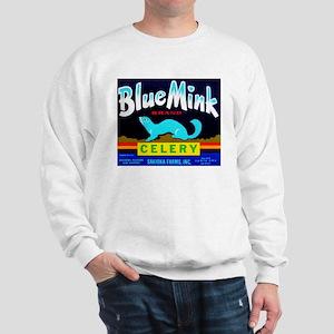Blue Mink Brand Sweatshirt