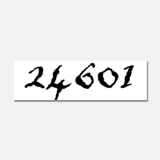 24601 Car Magnet 10 x 3