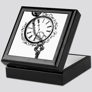 The Time is Now! Design Keepsake Box