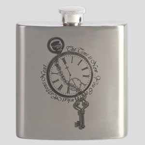 The Time is Now! Design Flask