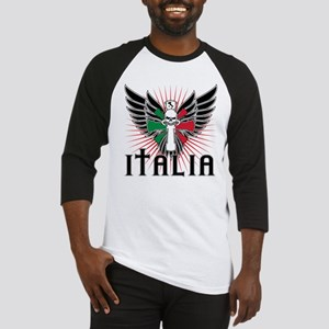 Italian Pride Baseball Jersey