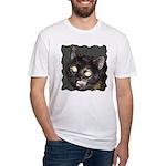 Dark Tort Fitted T-Shirt