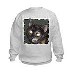 Dark Tort Kids Sweatshirt