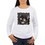 Dark Tort Women's Long Sleeve T-Shirt