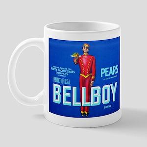 Bellboy Brand Mug