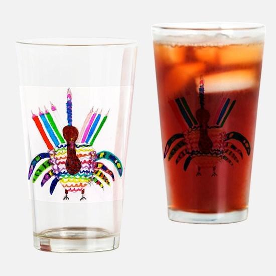 Thankukkah 2013 Drinking Glass